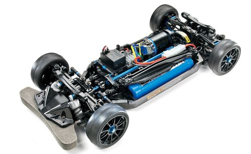 Tamiya 47326 - TT-02R Chassis Kit - 1/10 EP touring car kit (ex- 84409)