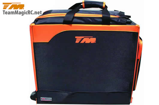 team magic 119212a rc car transporttasche trolley mit rollen version 2016 rc kleinkram. Black Bedroom Furniture Sets. Home Design Ideas