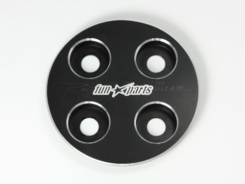 FunParts - Alu Insert for RIDE Air Remover for Awesomatix A700 / A800 Damper