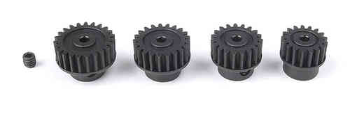 XRAY 385700 - COMPOSITE PINION SET (17,19,21,23)