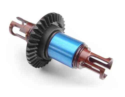 XRAY 385101 - FRONT ONE-WAY DIFFERENTIAL - SET - BLUE