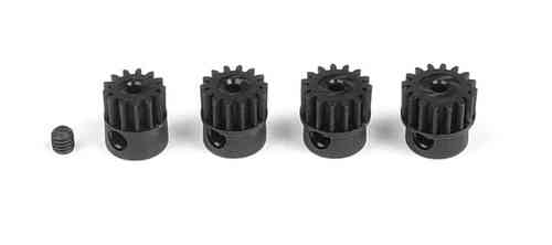 XRAY 385701 - COMPOSITE PINION SET (13,14,15,16)