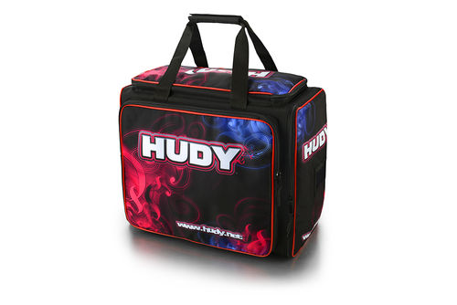 HUDY 199100 - 1/10 TOURING CARRYING BAG - EXCLUSIVE EDITION - V3 2019
