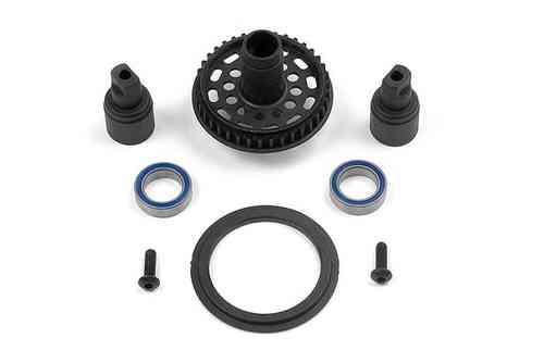 XRAY 305188 - COMPOSITE SOLID AXLE 38T - SET
