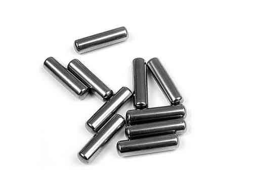 HUDY 106051 - SET OF REPLACEMENT DRIVE SHAFT PINS 3x12  (10)