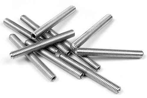 XRAY 901325 - HEX SCREW SB M3x25  (10)