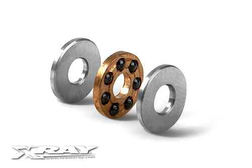 XRAY 930238 - CERAMIC BALL-BEARING AXIAL F3-8 3x8x3.5