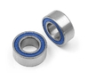 XRAY 940510 - HIGH-SPEED BALL-BEARING 5x10x4 RUBBER SEALED  (2)