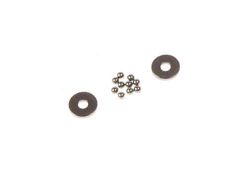 Serpent 401135 - Thrust bearing 2x6x2