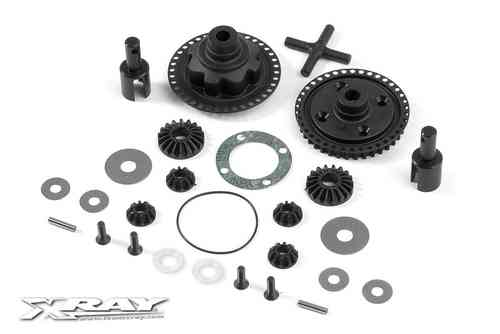 XRAY 304900 - GEAR DIFFERENTIAL - SET