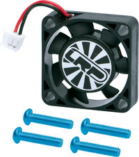 LRP 82512 - Speedo Fan 25x25x7mm (incl screws)