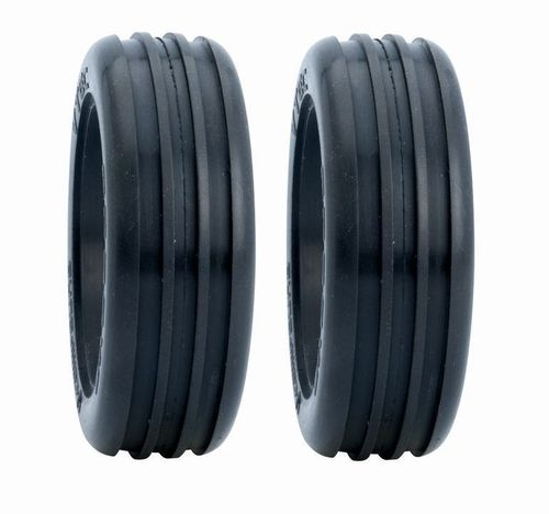 LRP 65555J - VTEC Groove 2WD front - 1/10 Buggy tyre incl. insert J-Compound