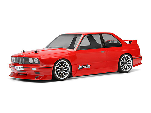HPI 17540 - BMW M3 E30 BODY (200mm)