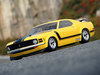 HPI 17546 - 1970 FORD MUSTANG BOSS 302 BODY (200mm)