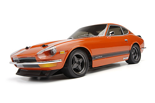 HPI 7210 - DATSUN 240Z BODY (WB225mm.F0/R3mm)