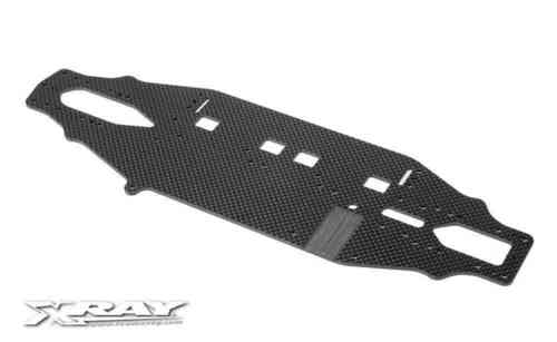 XRAY 301132 - T3 2012 Carbon Chassisplatte 2.5mm