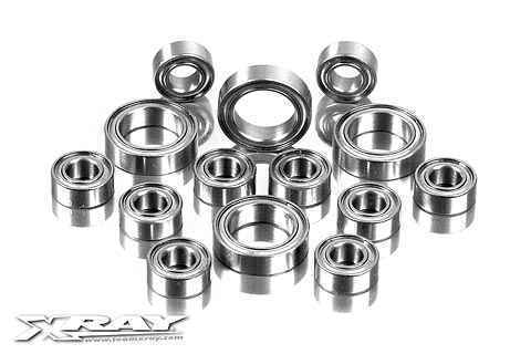 XRAY 309002 - T3 2011 SPECS SET OF CERAMIC BALL BEARINGS (14 pieces)