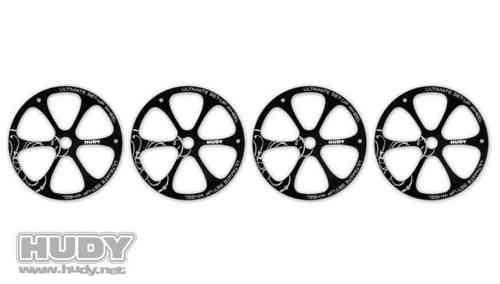 HUDY 108870 - ALU SET-UP WHEEL FOR 1/8 OFF-ROAD (4)