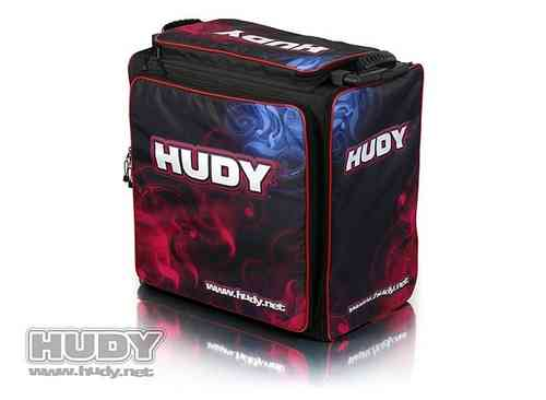 HUDY 199140 - 1/8 OFF-ROAD & TRUGGY CARRYING BAG + TOOL BAG - EXCLUSIVE EDITION