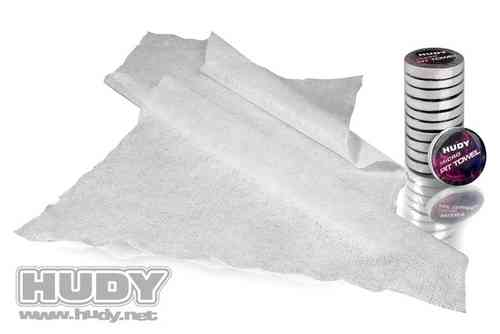 HUDY 209065 - COMPACT CLEANING TOWEL (10)