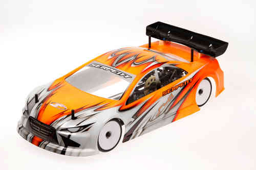 Serpent 400006 - S411 Sport - 1/10 Electro Low Budget Touring Car - Kit