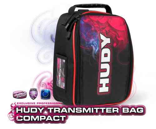HUDY 199171 - TRANSMITTER BAG - COMPACT - EXCLUSIVE EDITION
