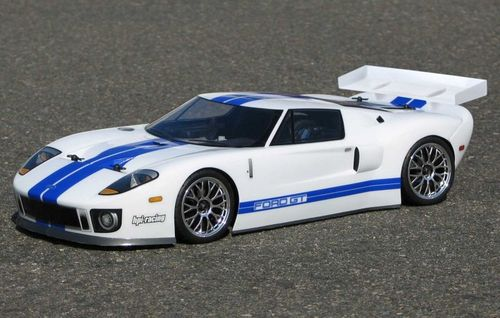 HPI 7495 - FORD GT Karosserie (200mm/WB255mm) [GT Challenge legal!]