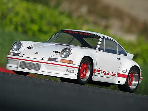 HPI 101320 - EU 1973 PORSCHE CARRERA RSR BODY (WB210mm.F0/R6mm NO ACCESSORIES)