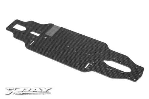 XRAY 301134 - T4 Carbon Chassis Platte 2.2mm