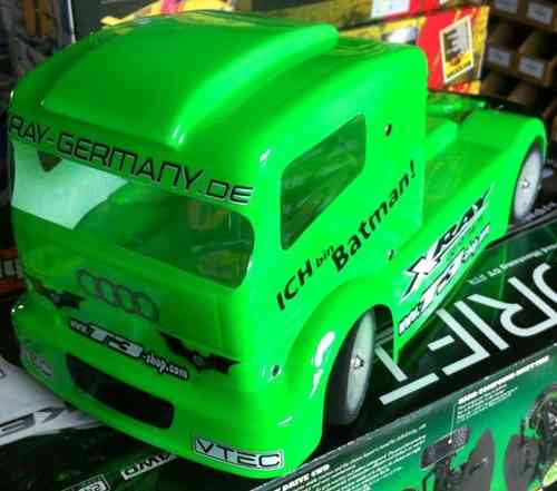 ORCAN 389799 - ORCAN Race Truck Karosserie - 190mm