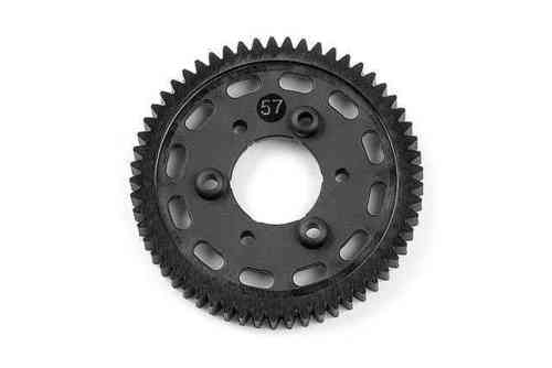XRAY 335557 - NT1 COMPOSITE 2-SPEED GEAR 57T (1st)