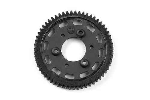 XRAY 335559 - NT1 COMPOSITE 2-SPEED GEAR 59T (1st)