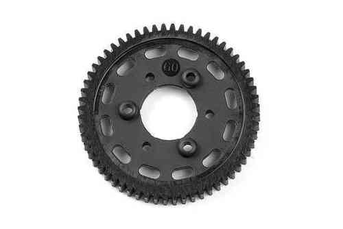 XRAY 335560 - NT1 COMPOSITE 2-SPEED GEAR 60T (1st)