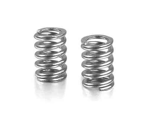 XRAY 335581 - NT1 SPRING C=7.8 FOR GEAR BOX - MEDIUM - SILVER  (2 pieces)