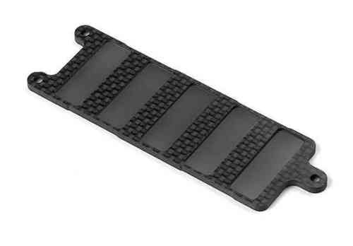 XRAY 336155 - NT1 CARBON BATTERY PLATE - V2
