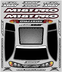 XRAY 397338 - M18T PRO Sticker for Body