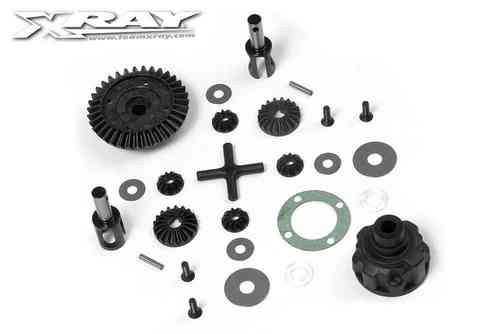 XRAY 364900 - XB4 GEAR DIFFERENTIAL - SET