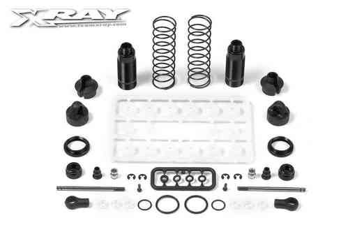 XRAY 368200 - XB4 REAR SHOCK ABSORBERS COMPLETE SET (2)