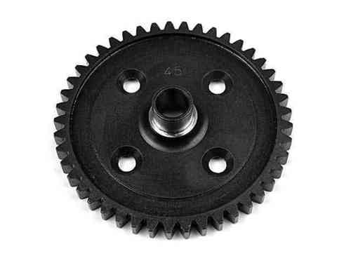 XRAY 355051 -  XB8 2016 Center Diff Spur Gear 45T