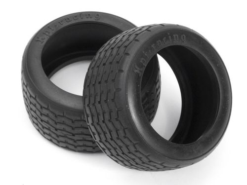 HPI 4797 - Vintage Racing Tire 31mm D-Compound