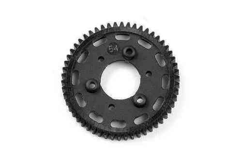 XRAY 335654 - NT1 2013 Graphite 2-Speed Gear 54T (2nd)
