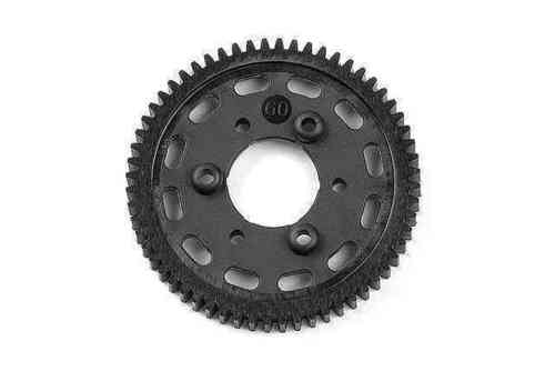 XRAY 335660 - NT1 2013 Graphite 2-Speed Gear 60T (1st)