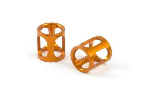 XRAY 335731-O - NT1 2013 Alu Stellring light Orange (2 pieces)
