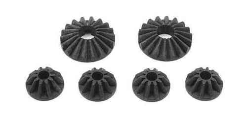 XRAY 355030 - XB8 2016 Steel Diff Bevel & Satellite Gears (2+4)