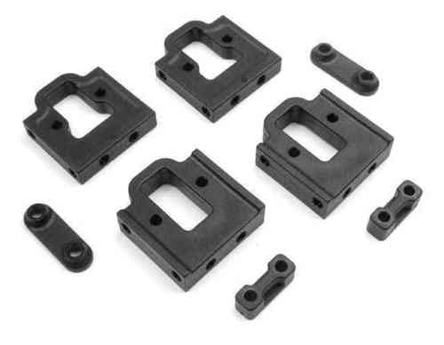 XRAY 356120 - XB8 2016 Steering Servo Mount Set