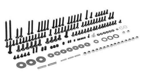 XRAY 359100 - XB8 2016 Mounting Hardware Package - Set 155 Pcs