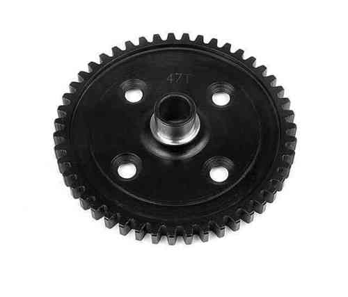 XRAY 355049 - XB8 2016 Center Diff Spur Gear 47T