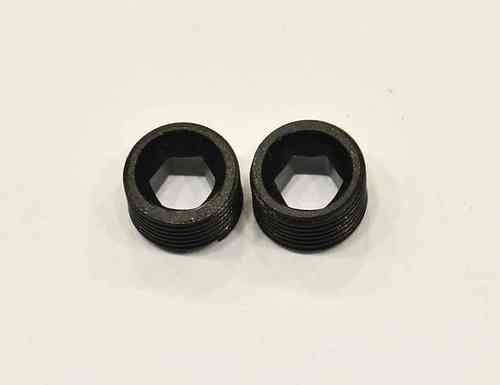 Serpent 411048 - F110 Adjust nut for front suspension