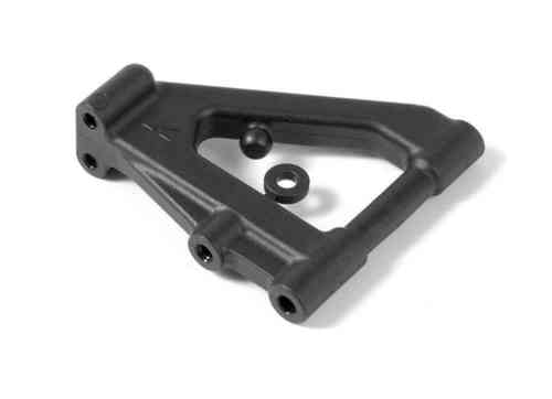 XRAY 332113 - Suspension Arm Front Lower for Wire Anti-Roll Bar - Hard