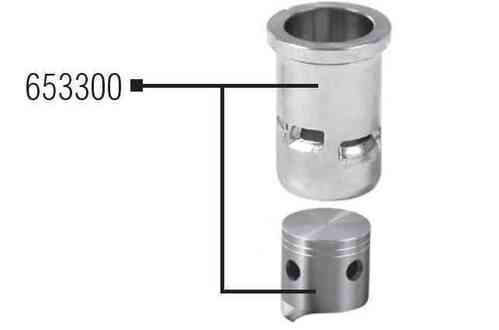 FX-Engines 653300 - SLEEVE + PISTON - SET